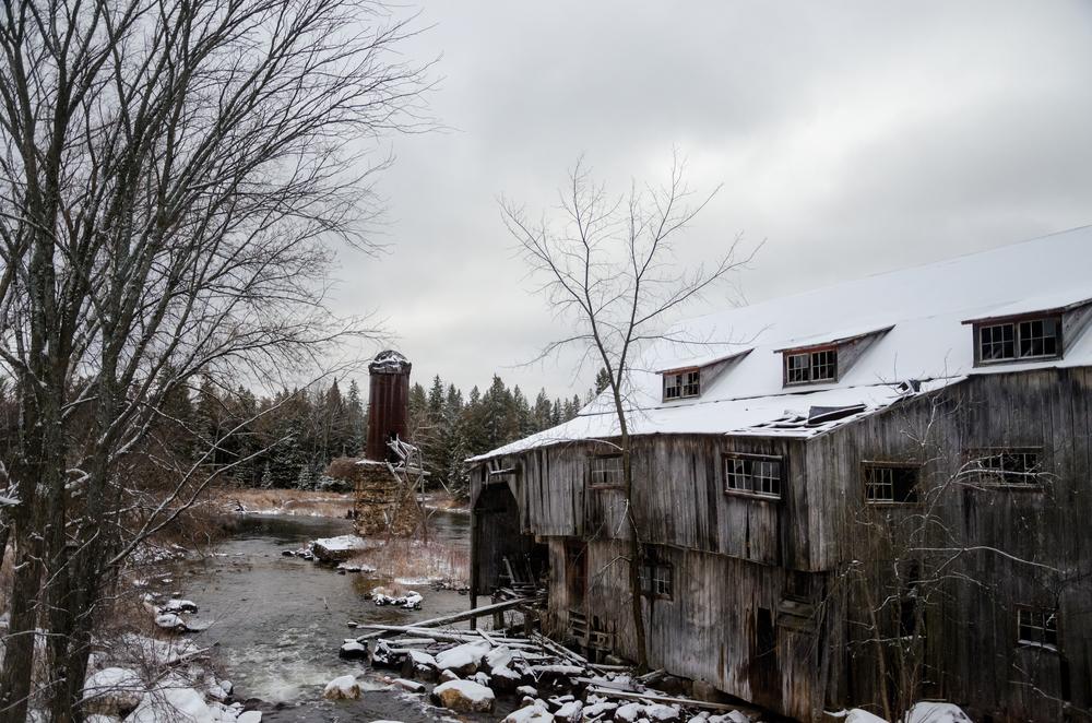 Jenkins, Cheyenne. Sawmill. 2016. Digital Photography. Balaclava, Ontario