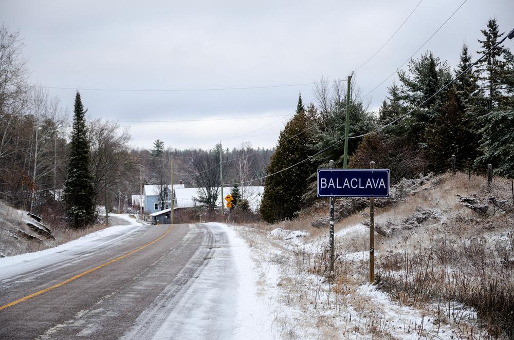 Jenkins, Cheyenne. Balaclava. 2016. Digital Photography. Balaclava, Ontario