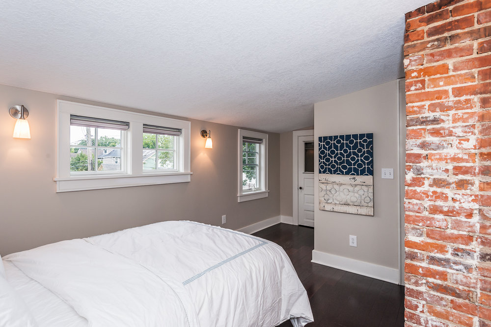 Second floor: Bedroom #2