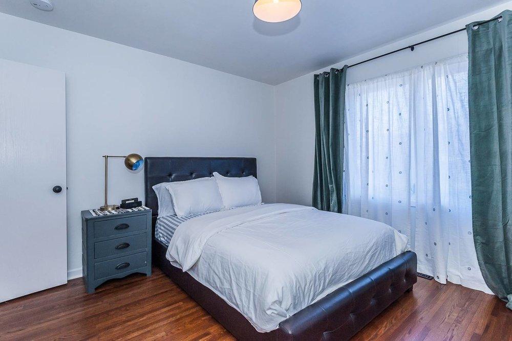Main floor: Bedroom #2