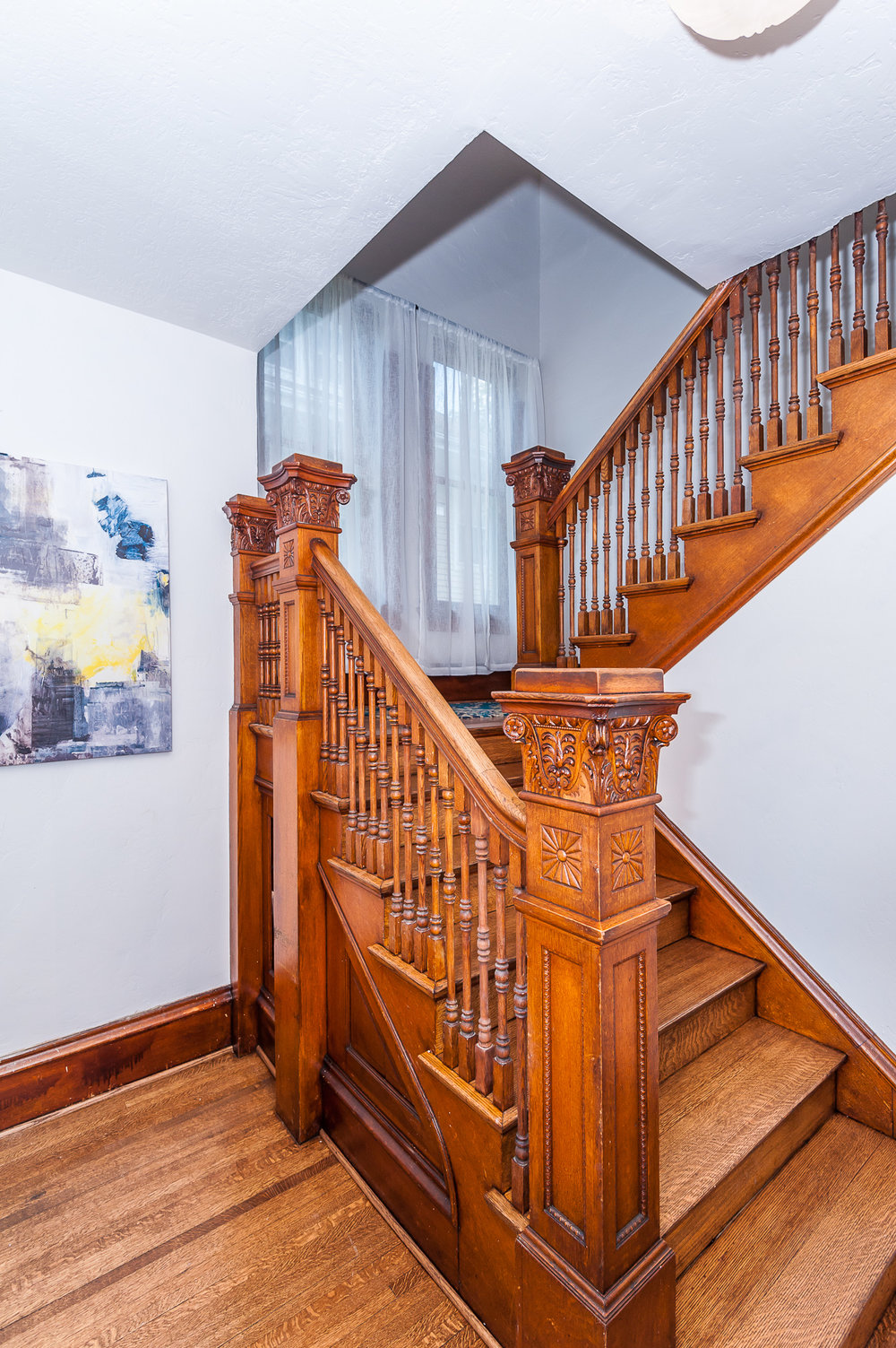 Entryway: Comfortable and cozy home with amazing charm.