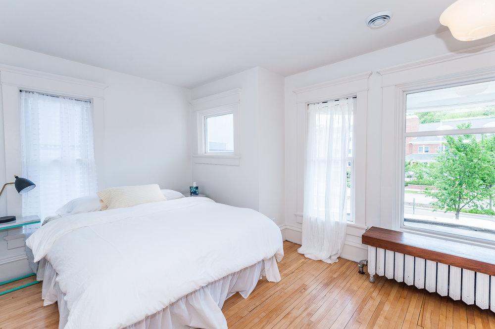 Second floor: Bedroom #4