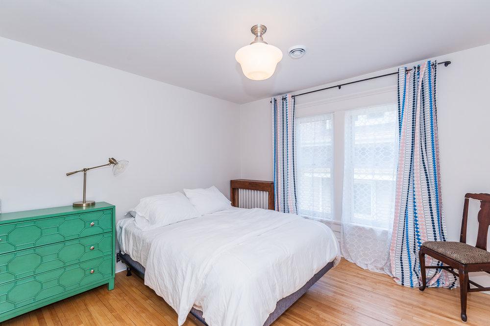 Second floor: Bedroom #5