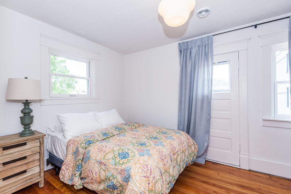 Second floor: Bedroom #6