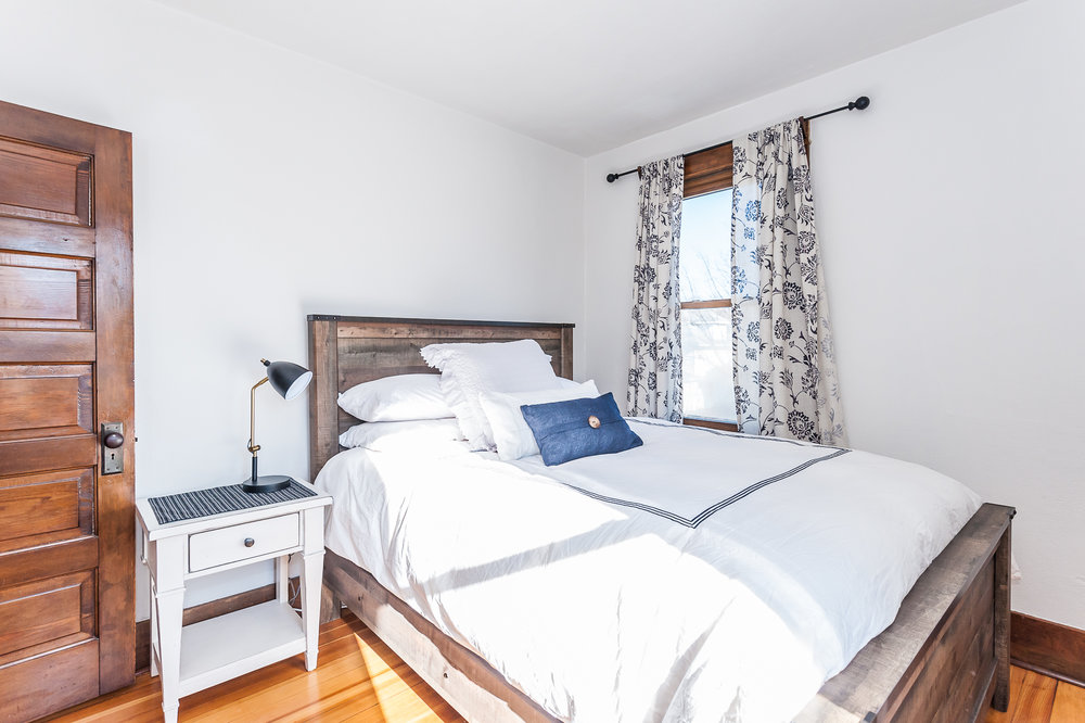 Second floor: Bedroom #3