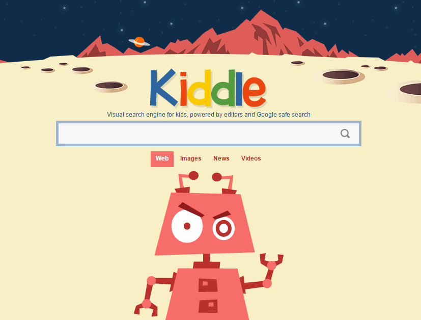 Kiddle - ages 8+