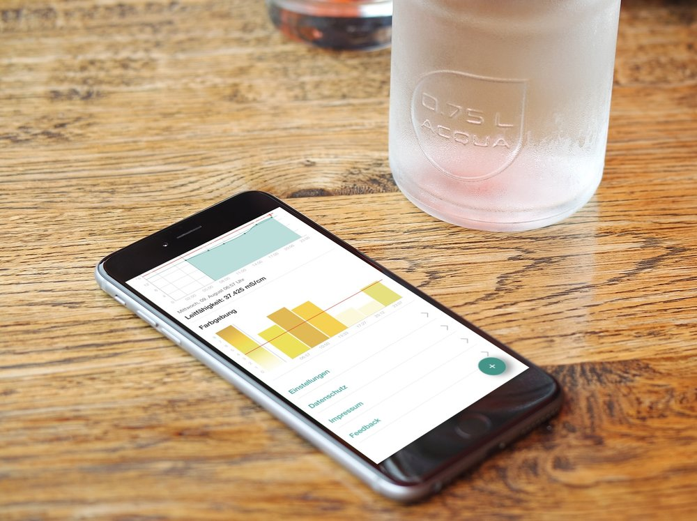 Color - We provide detailed information about the color of your urine. Giving you important insights into your potential hydration status.