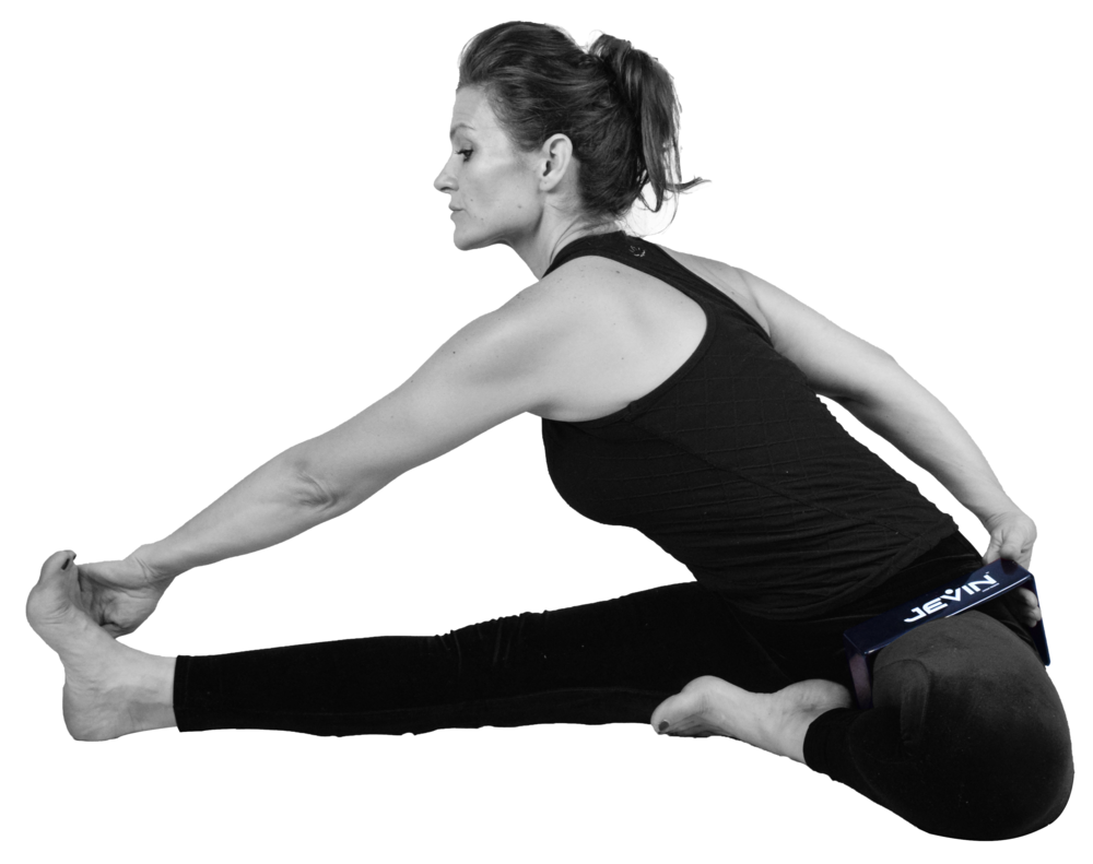 Bound Head to Knee Pose-Baddha Janusirsasana