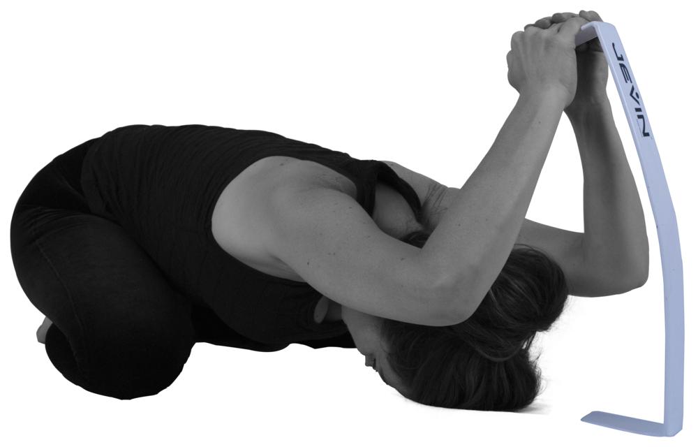 Childs Pose with a Shoulder Opener-Balasana Variation 3.png