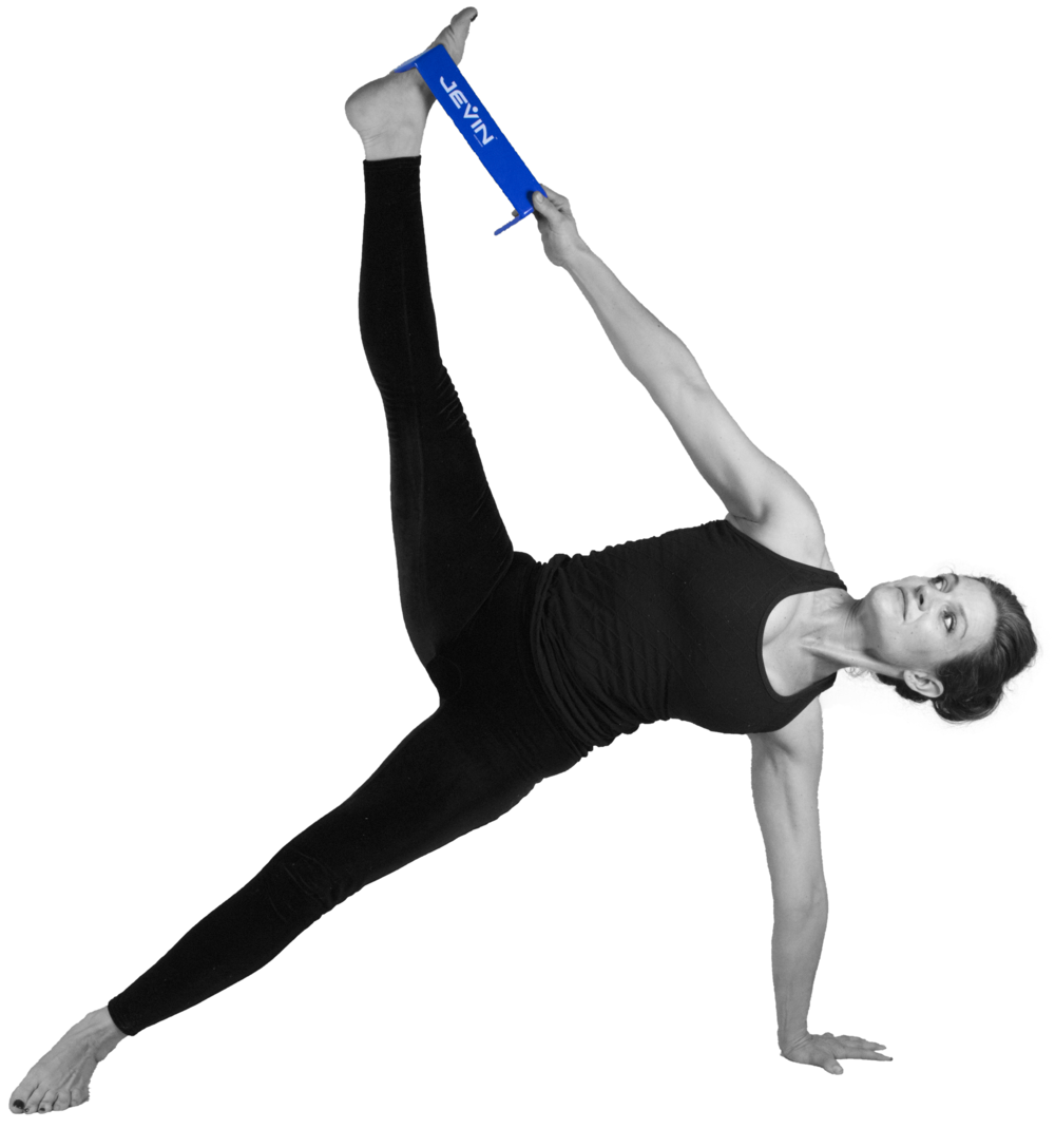 Side Plank Pose Variation-Vashistasana B