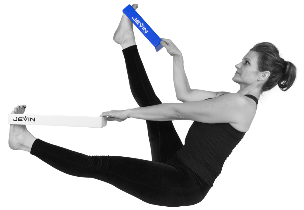 Supported Boat Pose variation-Supported Navasana Variation