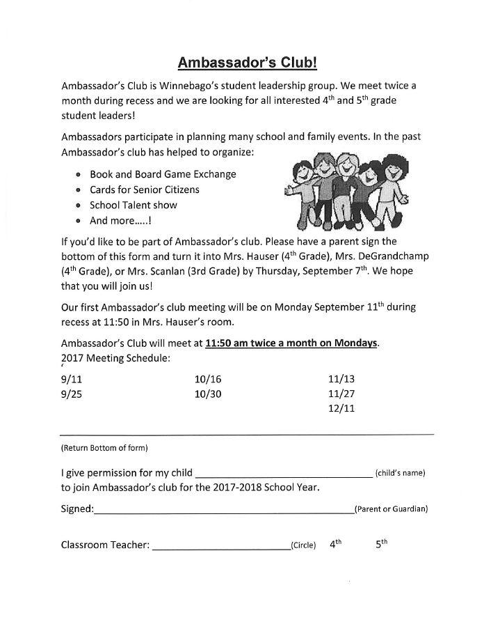 Ambassadors Club Permission Slip.JPG
