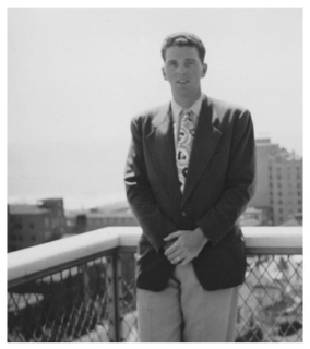 My dad in 1949, Atlantic City, NJ