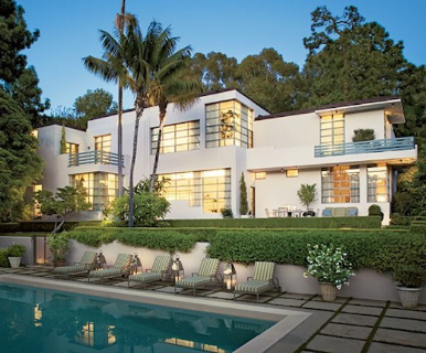 Residence, Santa Monica Mountains, Cedric Gibbon & Douglas Honnol