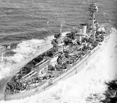 USS Texas.