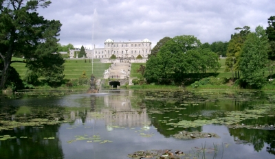 The Powerscourt Estate.