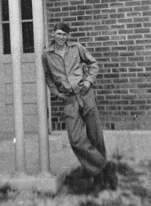 Francis P. Conlin, Jr., New River, NC, August 1942 .