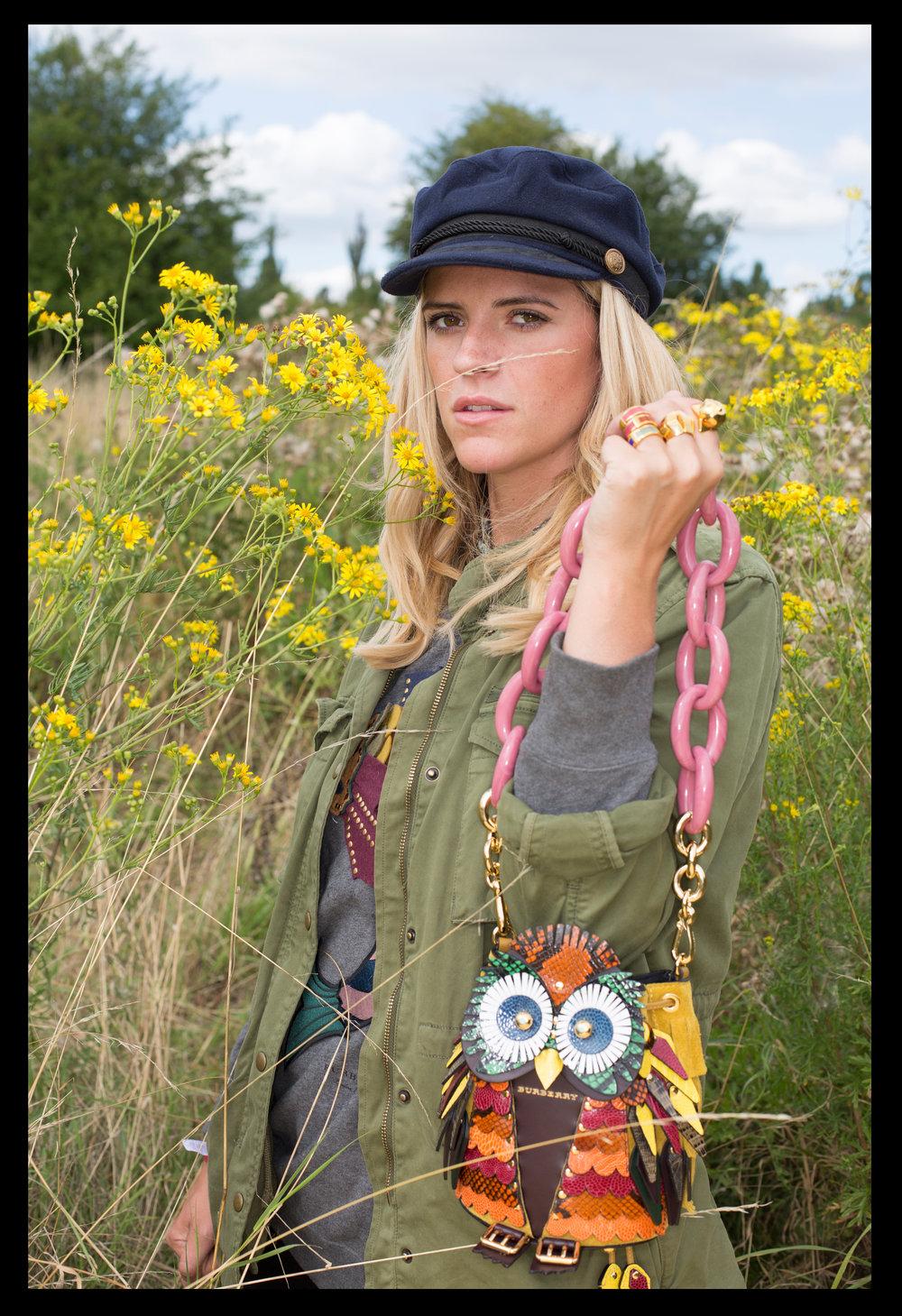 Sacred Hawk, Bex Rox, Burberry