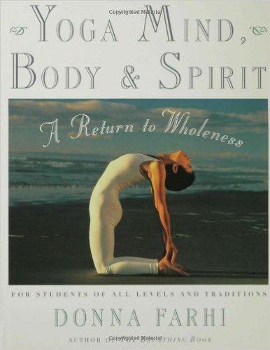 Yoga: Mind, Body & Spirit