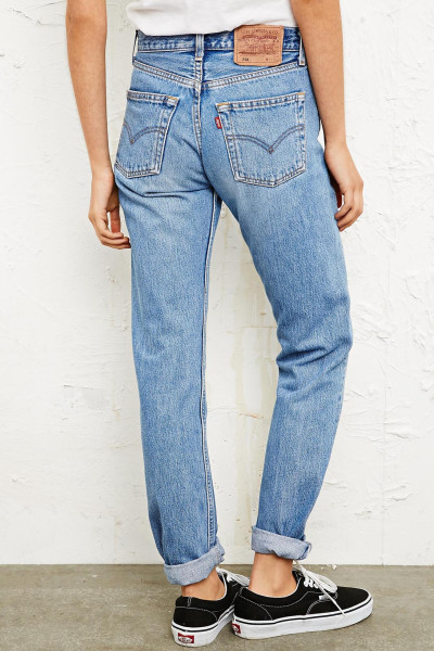 Plain Jane Vintage Jeans — Lady Of Influence