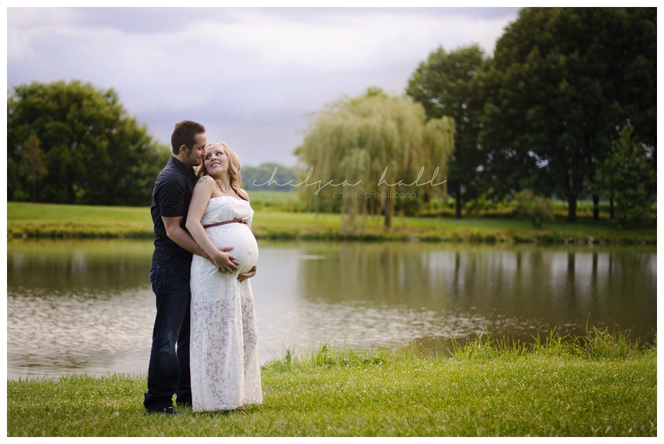 Chelsea Hall Photography, Dayton Maternity Photography, Yellow Springs Maternity Photographer | Ellis Park and Lloyd Kennedy Arboretum