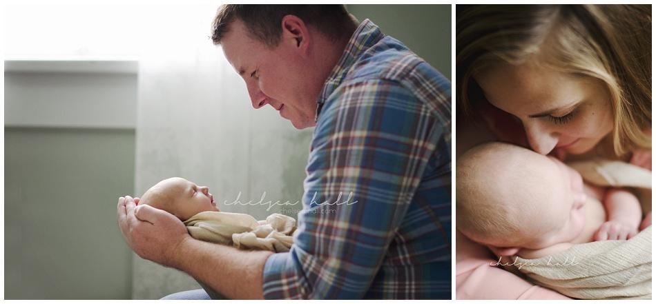 Dayton Newborn Photographer | Chelsea Hall Photography