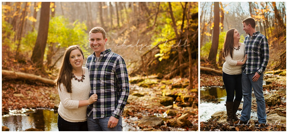 Dayton Wedding Photographer | Glen Helen | Chelsea Hall Photography