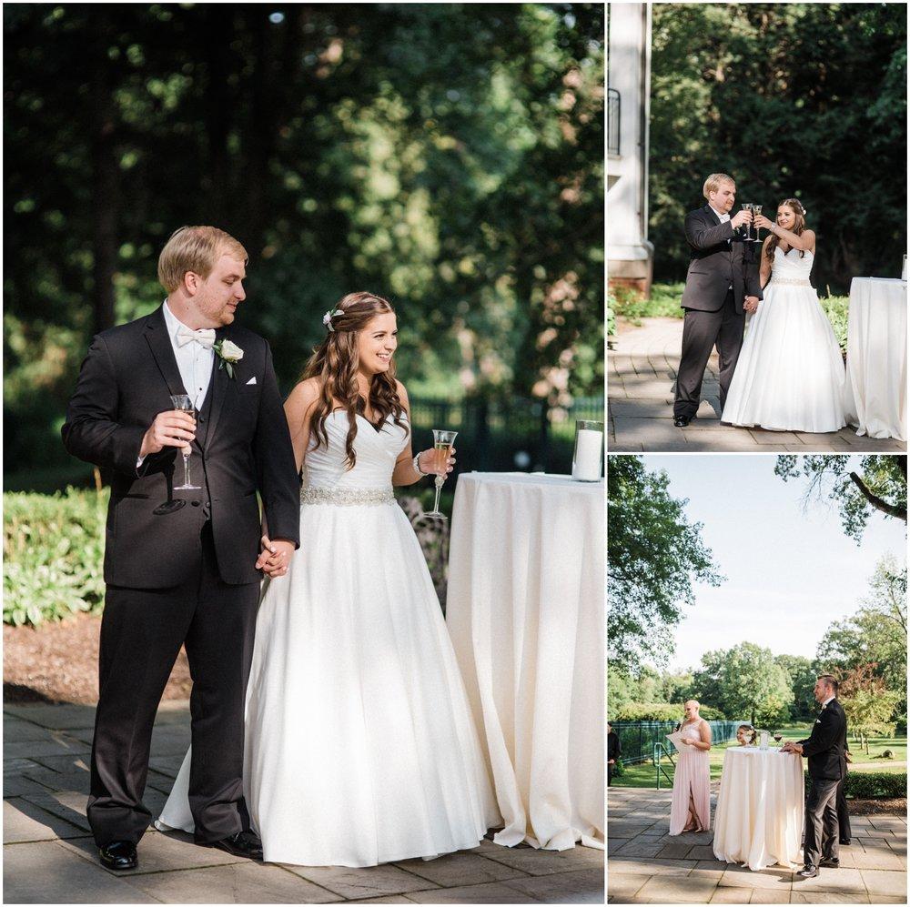 Mooreland Mansion Wedding   Cleveland Wedding Photographer