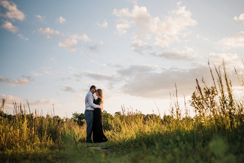 Eastwood MetroPark Anniversary Session | Dayton, Ohio