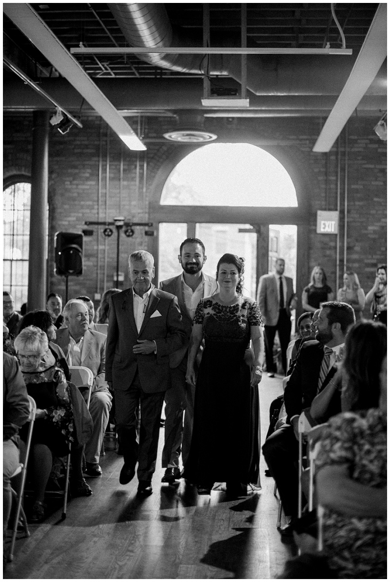 Columbus Cultural Arts Center Wedding | Columbus Wedding Photographer