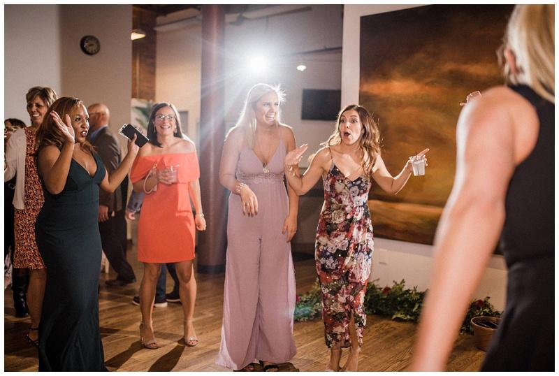 Columbus Cultural Arts Center Wedding   Columbus Wedding Photographer