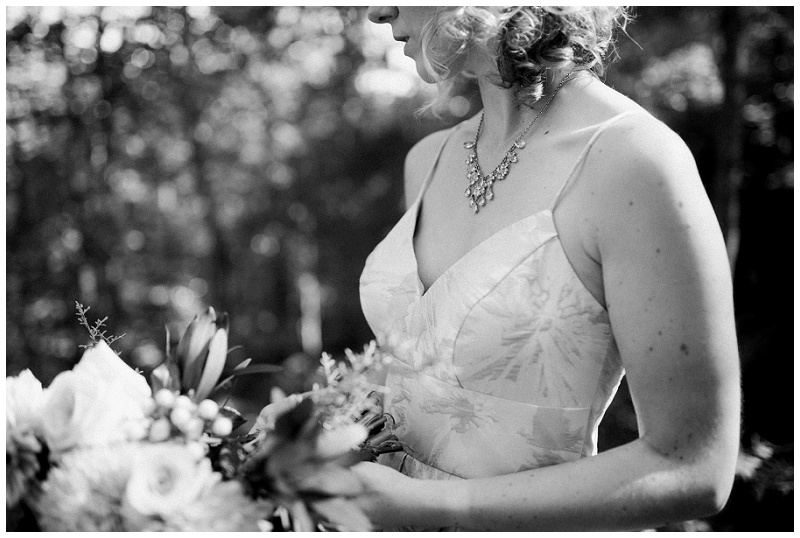 Kelsey & John's Woodsy Wedding | Yellow Springs, Ohio