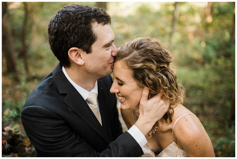 Yellow Springs, Ohio Wedding | Chelsea Hall Photography