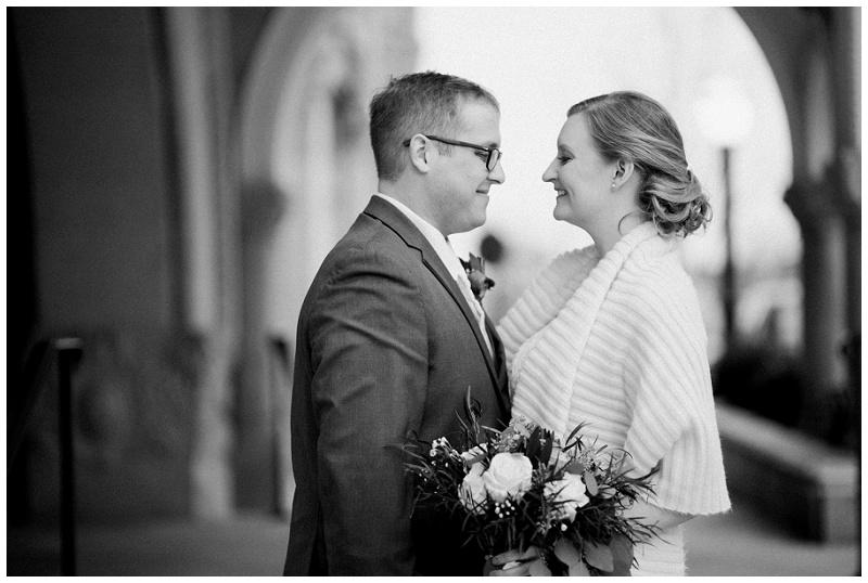 Piqua, Ohio Wedding | Chelsea Hall Photography
