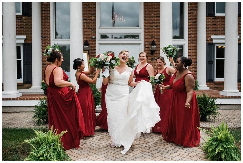 Bellbrook, Ohio Wedding | Chelsea Hall Photography