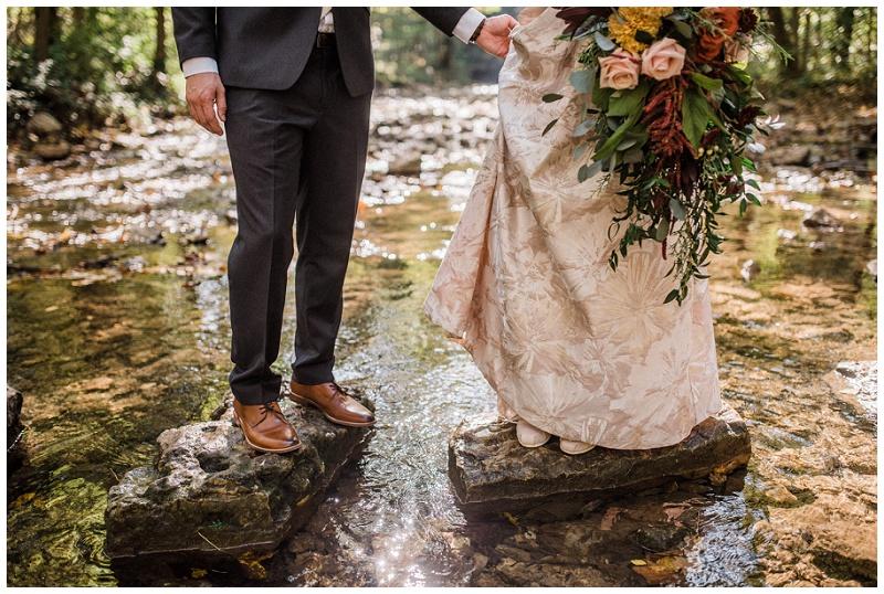 Glen Helen Yellow Springs, Ohio Wedding | Chelsea Hall Photography