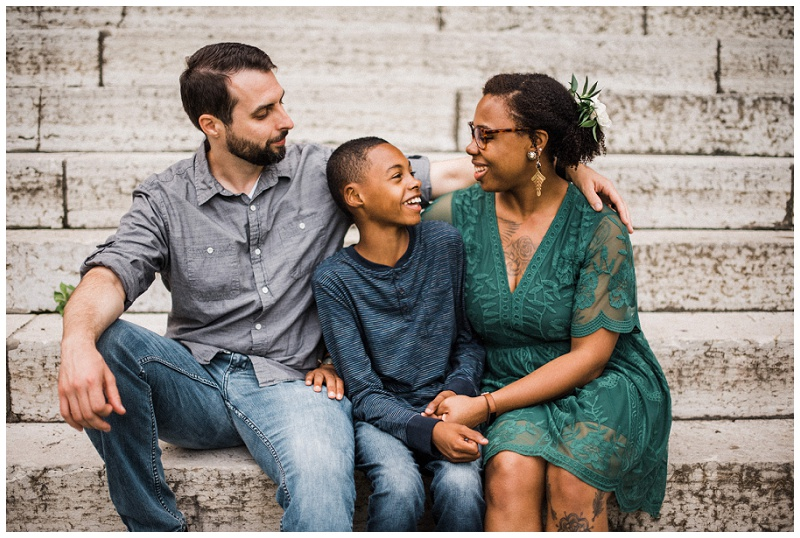 Yellow Springs, Ohio Family Portraits | Chelsea Hall Photography