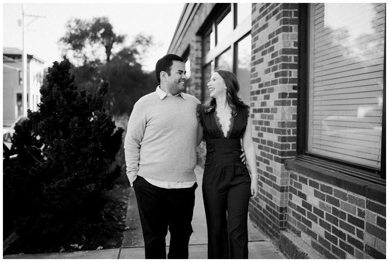 Dayton, Ohio Engagement Portraits | Chelsea Hall Photography