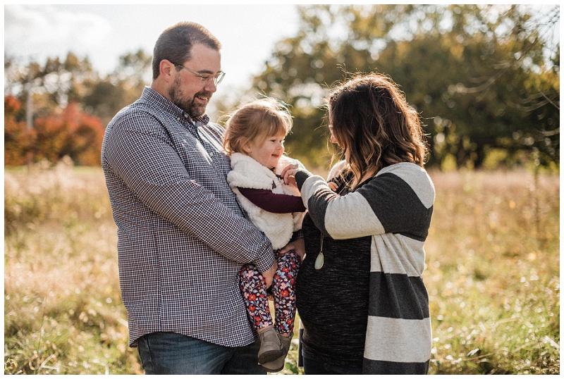 Dayton, Ohio Family Portraits | Chelsea Hall Photography
