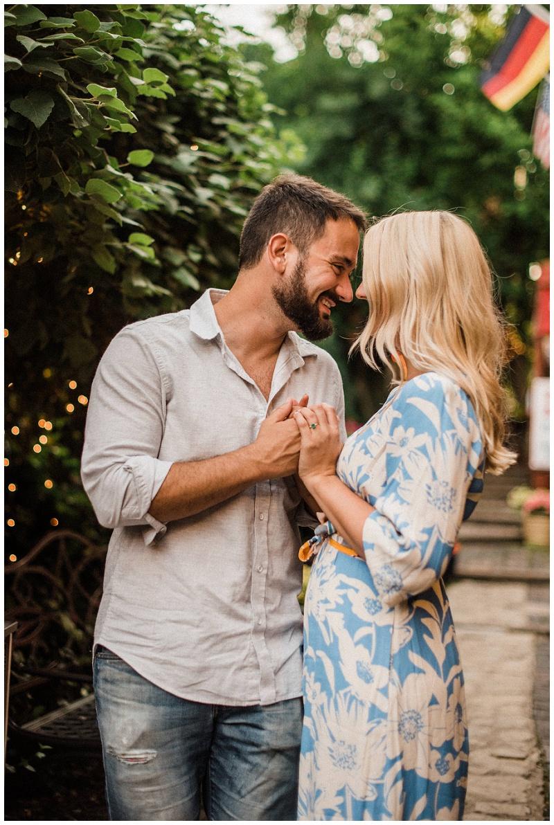 Columbus, Ohio Engagement Portraits | Chelsea Hall Photography