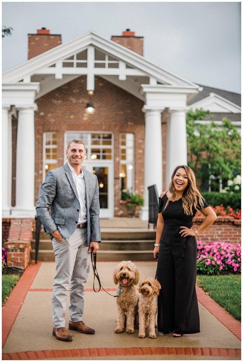 Dayton, Ohio Anniversary Portraits | Chelsea Hall Photography