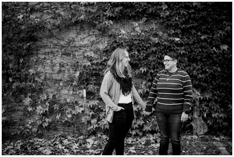 Dayton, Ohio Couple's Portraits | Chelsea Hall Photography
