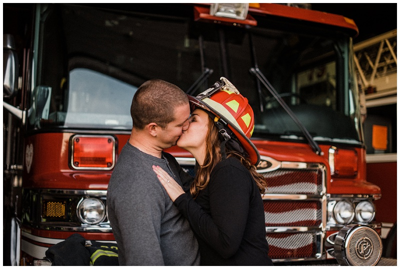 Trotwood, Ohio Engagement Portraits | Chelsea Hall Photography