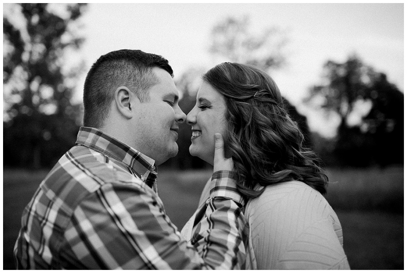 Tipp City, Ohio Engagement Portraits | Chelsea Hall Photography