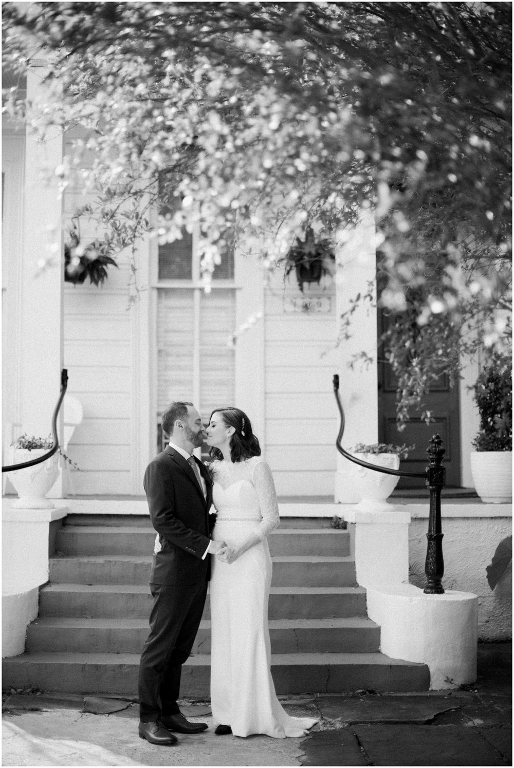 Terrell House Bed & Breakfast   New Orleans Elopement