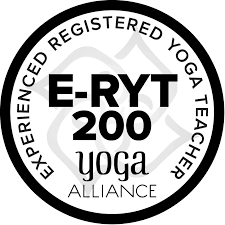 Owner, Nadine Richards is an E-RYT (Experienced Yoga teacher Registered with the Yoga Alliance).