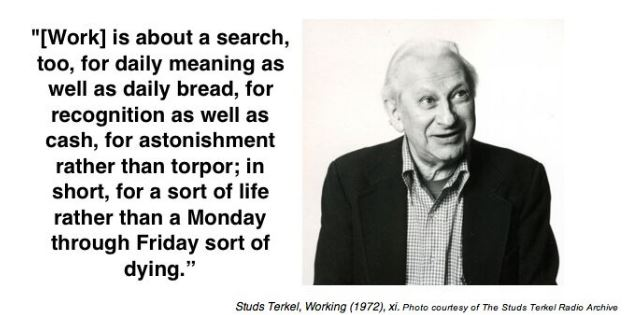 Studs Terkel - Working.JPG