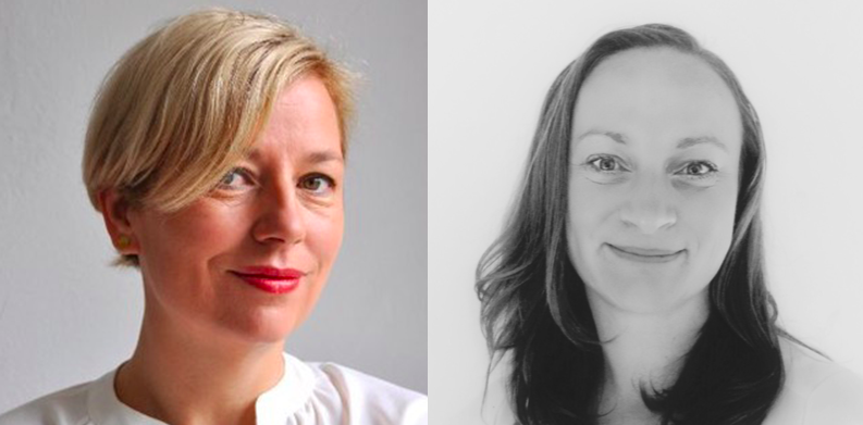 Sabine Kluge & Mara Tolja