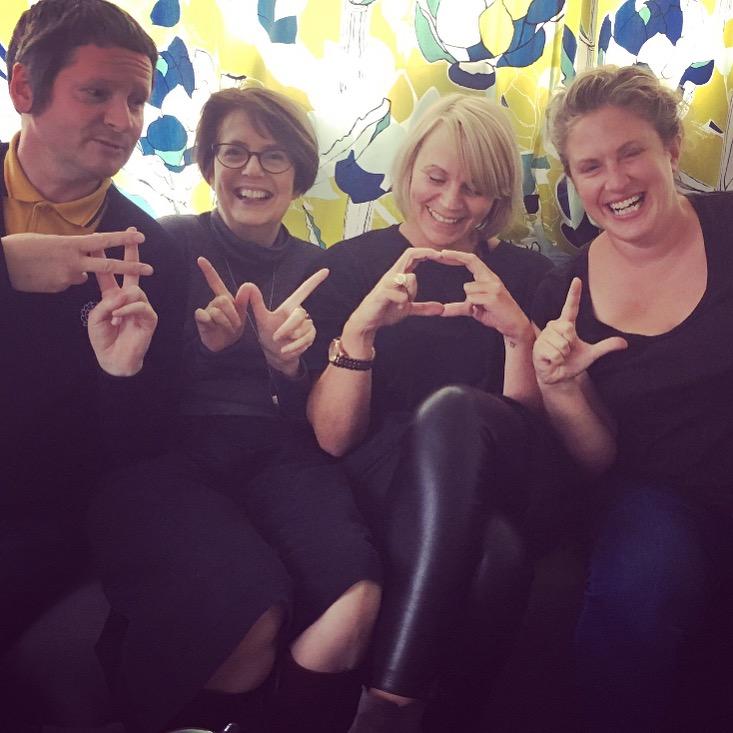 WOL Circle selfie in Australia - with hashtag.JPG