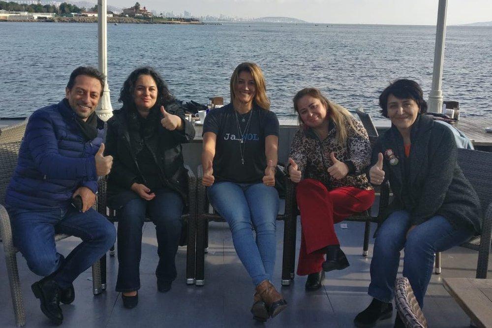 WOL on a Boat! (In Turkey)